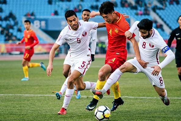 'Cau thu Trung Quoc can hoc hoi tinh than thi dau cua U23 Viet Nam' hinh anh 1