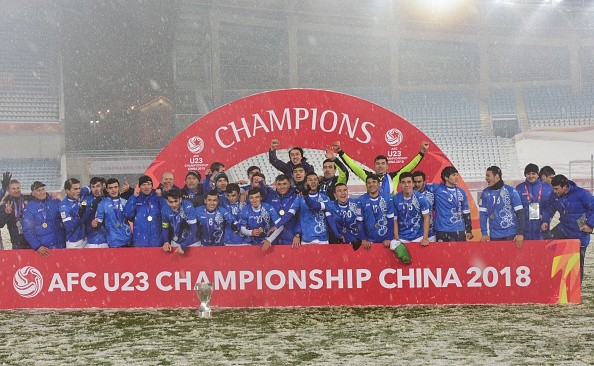 Nguoi hung U23 Uzbekistan: Neu sut 11 m, chung toi van thang Viet Nam hinh anh 2