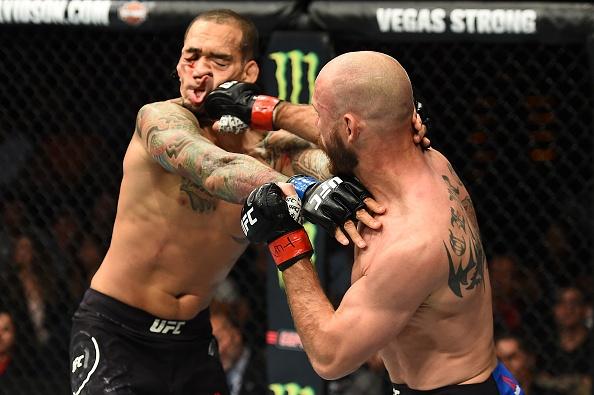 'Cao boi' Cerrone ha doi thu trong hiep 1, lap ky luc tai UFC hinh anh 7