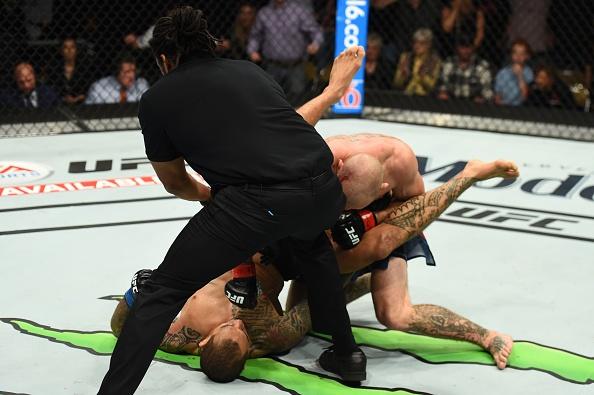'Cao boi' Cerrone ha doi thu trong hiep 1, lap ky luc tai UFC hinh anh 8