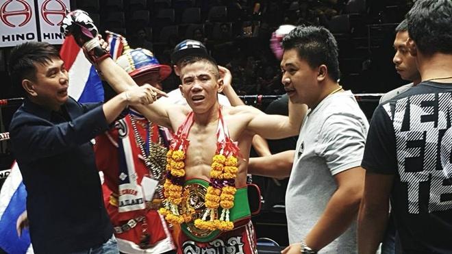 Vo si Viet gianh dai WBC Muay Thai lich su ngay o Bangkok hinh anh 2