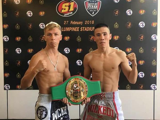 Vo si Viet gianh dai WBC Muay Thai lich su ngay o Bangkok hinh anh 1