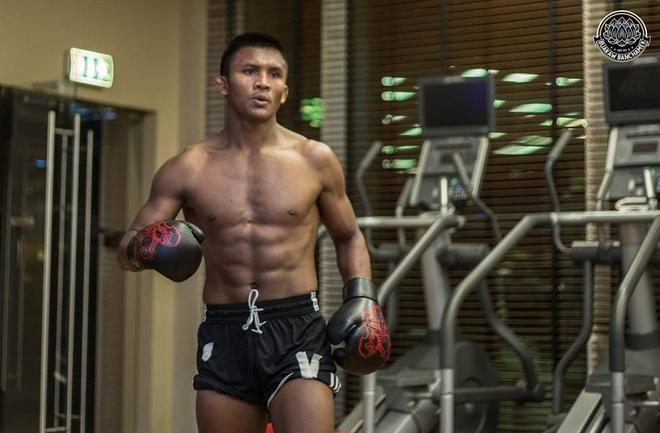 'Thanh Muay Thai' Buakaw co mat tai UAE, san sang giat dai the gioi hinh anh 6