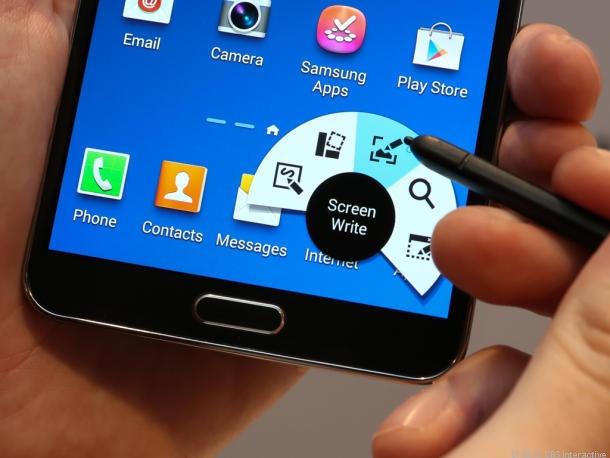 Samsung phu nhan gian lan diem benchmark tren Note 3 hinh anh 1