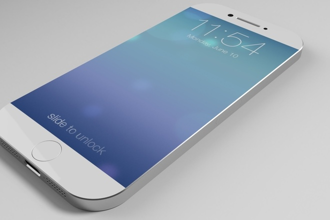 Chan dung iPhone 6 voi man hinh 4,8 inch hinh anh