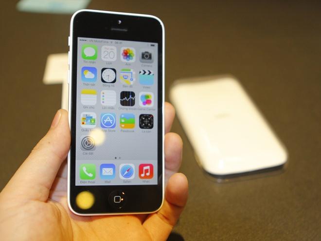 Ba ly do iPhone 5C e va rot gia tai Viet Nam hinh anh 1