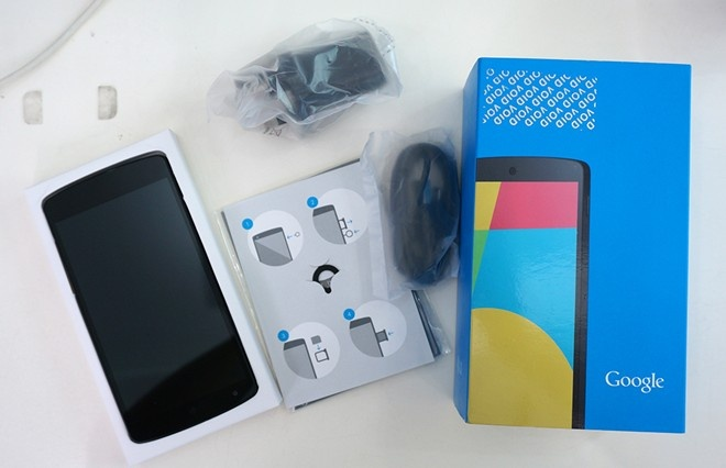 Blog 21h: Nexus 5 ve Viet Nam som,  iPad Air giam gia nhe hinh anh