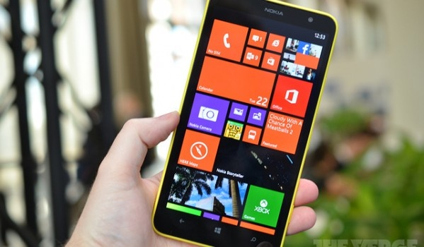 Nokia Lumia 1320 xuat hien tai Ha Noi, ban ra thang 1/2014 hinh anh