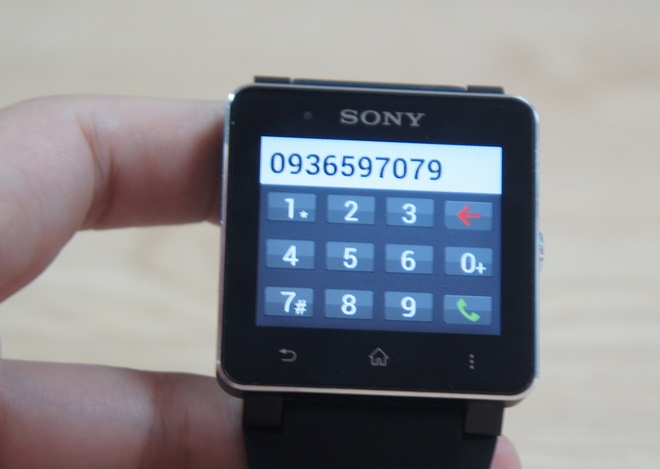 Danh gia Sony Smartwatch 2: 'Mon do choi' doc dao hinh anh 7