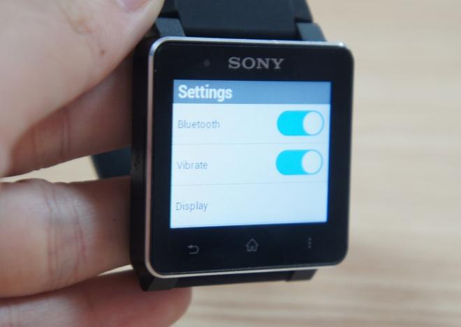 Danh gia Sony Smartwatch 2: 'Mon do choi' doc dao hinh anh 5