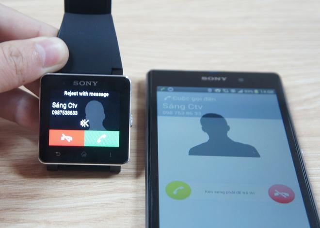 Danh gia Sony Smartwatch 2: 'Mon do choi' doc dao hinh anh 6