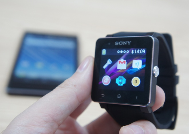 Danh gia Sony Smartwatch 2: 'Mon do choi' doc dao hinh anh