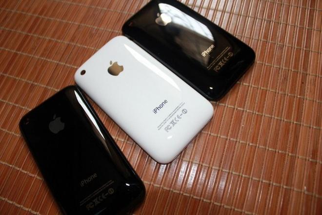 'Cong nghe' dong lai iPhone 3GS gia 2 trieu dong hinh anh