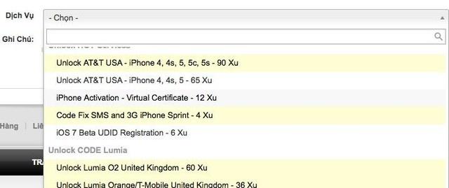 kiem tra xuat xu iphone 3gs 2012