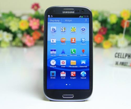 Mot so nha ban le ha gia Galaxy S3 hinh anh
