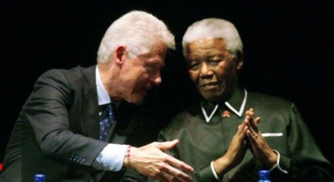 Nelson Mandela va su troi day cua kinh te Nam Phi hinh anh