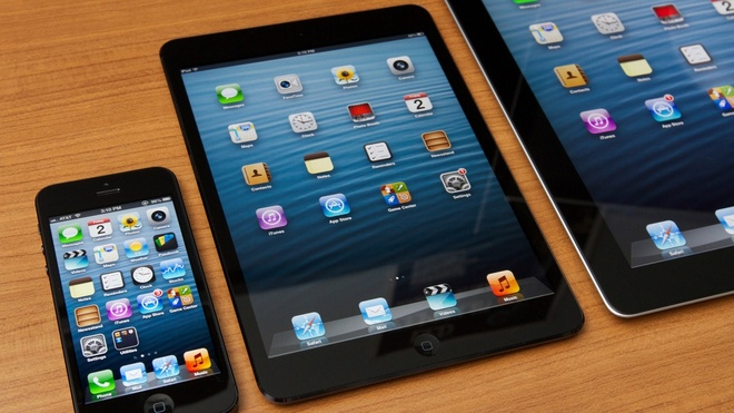 Blog 21h: Smartphone, tablet cu dat khach dip cuoi nam hinh anh