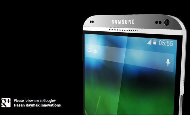 Ban dung Galaxy S5 vo kim loai dep lung linh hinh anh 5