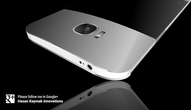 Ban dung Galaxy S5 vo kim loai dep lung linh hinh anh 6