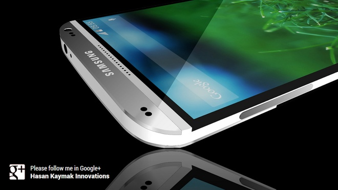Ban dung Galaxy S5 vo kim loai dep lung linh hinh anh 7