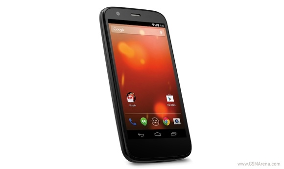 Moto G ban chay Android goc gia 179 USD hinh anh