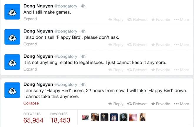 Cau chuyen co tich Flappy Bird duoc viet nhu the nao? hinh anh 3