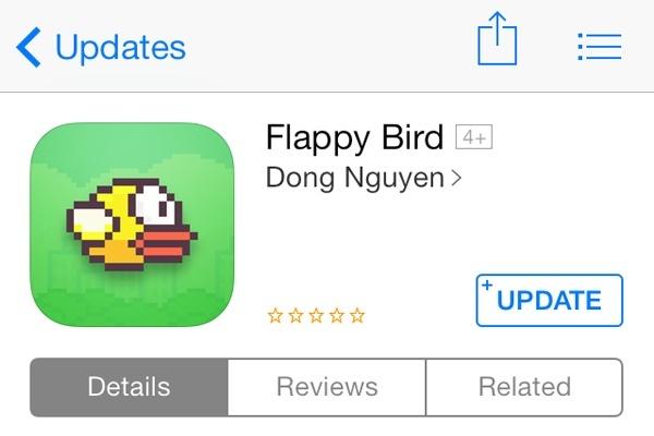 Cau chuyen co tich Flappy Bird duoc viet nhu the nao? hinh anh 1