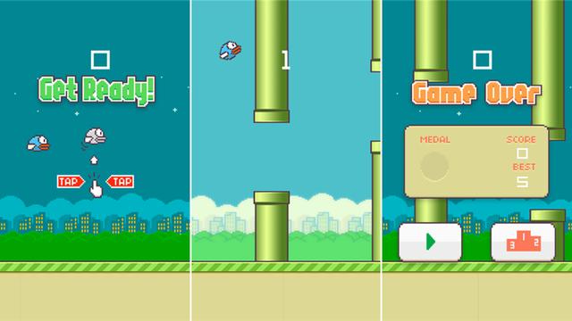 Website danh tieng the gioi xin loi cha de Flappy Bird hinh anh