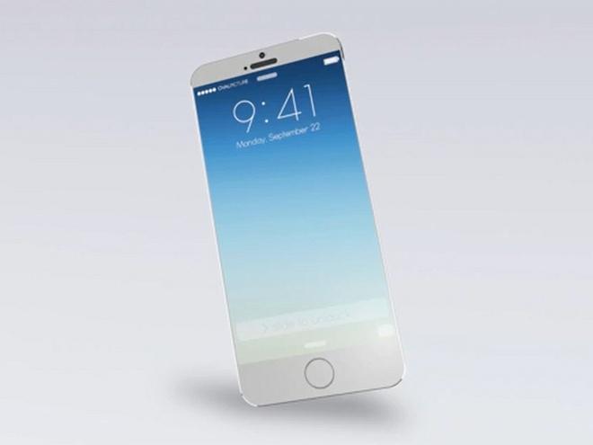 Ban dung iPhone 6 3D dep nhat tu truoc den nay hinh anh