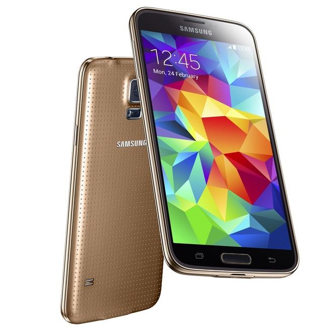 Galaxy S5 khac gi so voi Galaxy S4 hinh anh 2