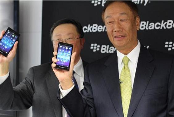 BlackBerry ra Z3 man hinh 5 inch, gia duoi 200 USD hinh anh