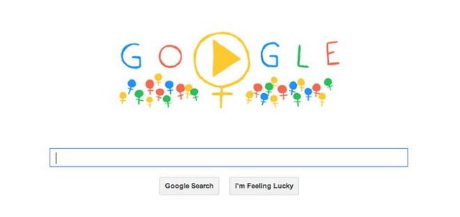 8/3: Google vinh danh 100 phu nu qua video clip hinh anh