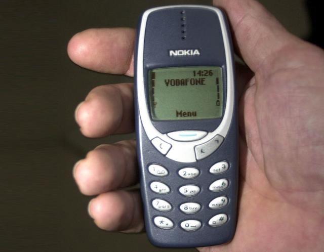 5 mau di dong la bieu tuong mot thoi cua Nokia hinh anh