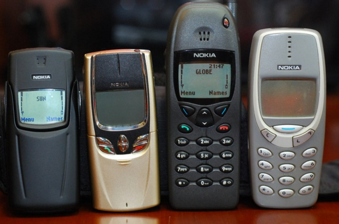Dien thoai Nokia trong ky uc nhieu nguoi Viet hinh anh