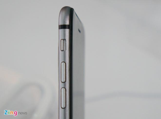 Mo hinh iPhone 6 dau tien ve Ha Noi hinh anh 10