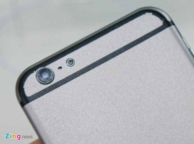 Mo hinh iPhone 6 dau tien ve Ha Noi hinh anh 13