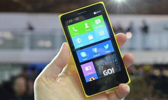 Nokia X2 se co chip manh hon, RAM 1 GB hinh anh