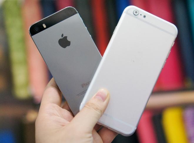 Mô Hình Iphone 6 Màu Trắng đầu Tiên Về Việt Nam Mobile