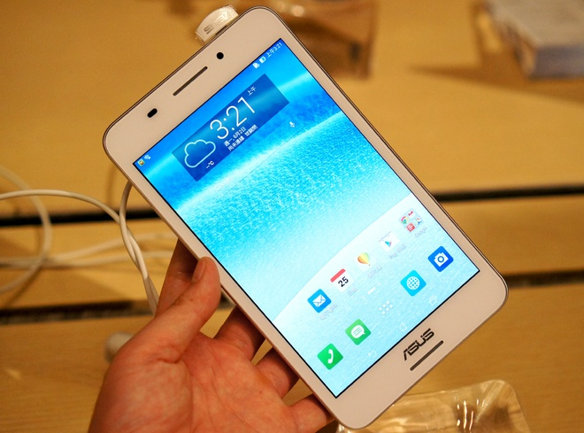 Chi tiet tablet nghe goi gia re Fonepad 7 2014 hinh anh