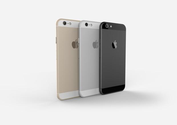 Chan dung chiec iPhone 6 ban hoan thien hinh anh