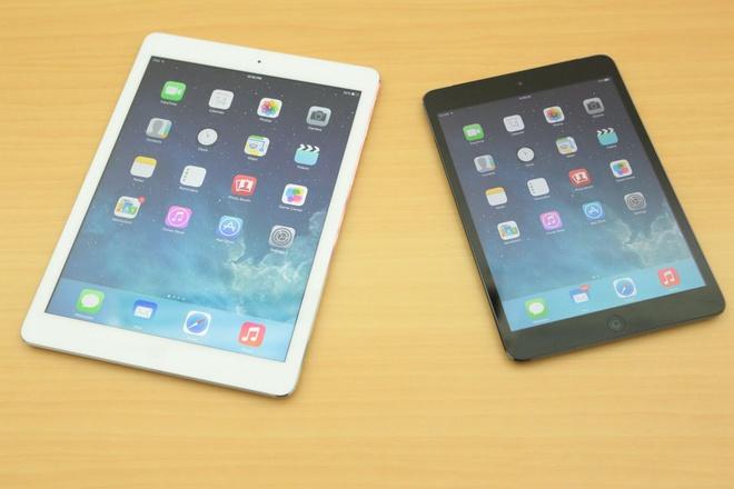 Viettel lan dau phan phoi iPad chinh hang, gia tu 12,9 trieu hinh anh