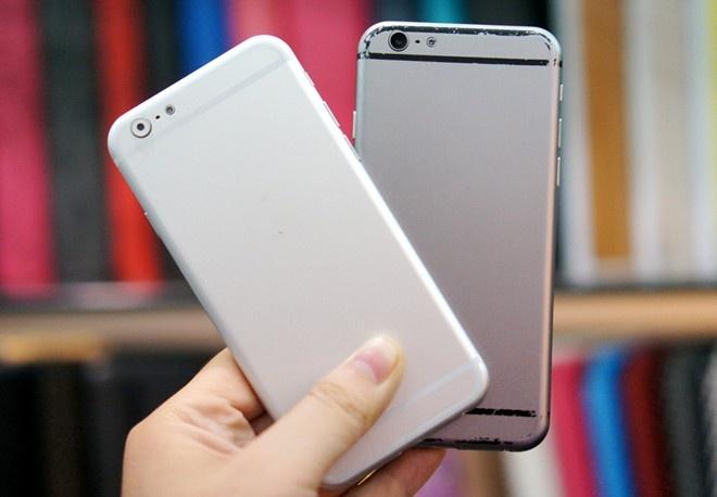 Nhung tin don nhieu kha nang thanh su thuc tren iPhone 6 hinh anh