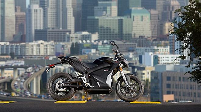 Zero S 2014 - Ảnh: Business Week