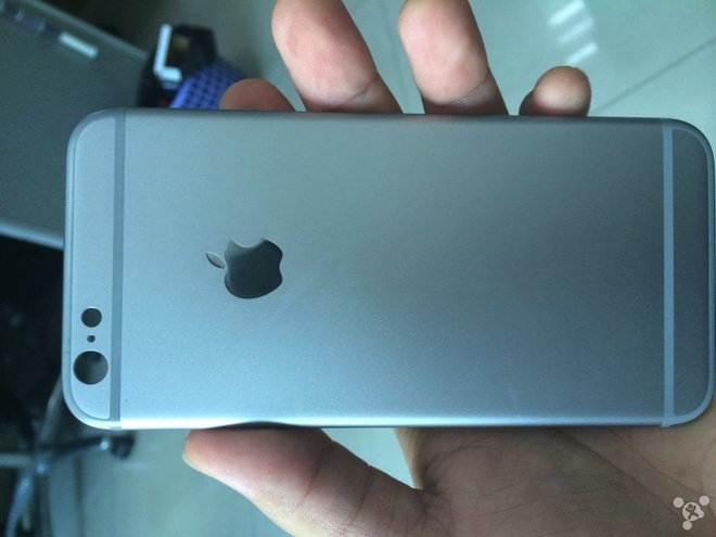 Anh do net cao ve thiet ke chi tiet iPhone 6 hinh anh