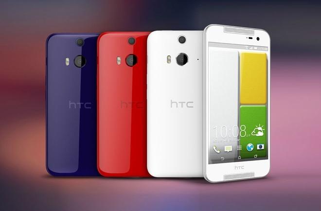 HTC bat dau ban Butterfly 2 gia 700 USD hinh anh