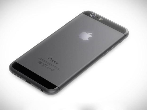 iPhone 6 man hinh lon se mang ten iPhone 6 Plus hinh anh