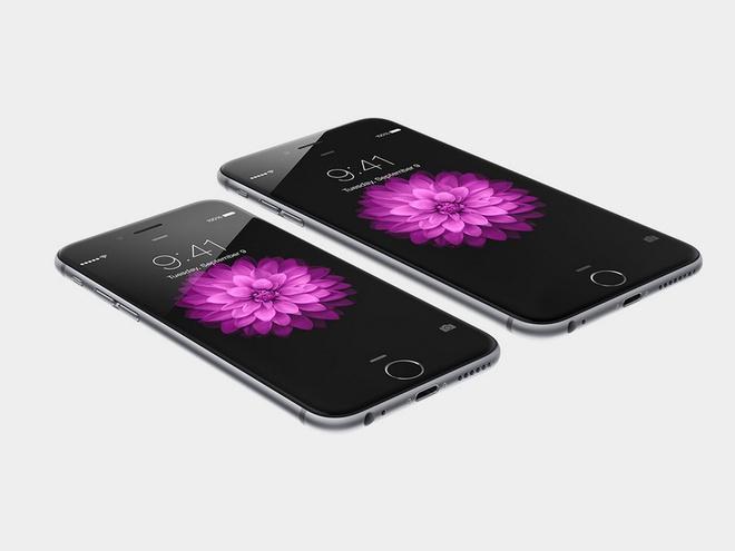 6 diem khac biet lon giua iPhone 6 va iPhone 6 Plus hinh anh 2