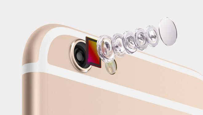 6 diem khac biet lon giua iPhone 6 va iPhone 6 Plus hinh anh 5