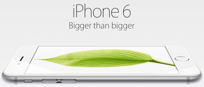 Sony, HTC dua nhau choc ngoay Apple va iPhone 6 hinh anh 1