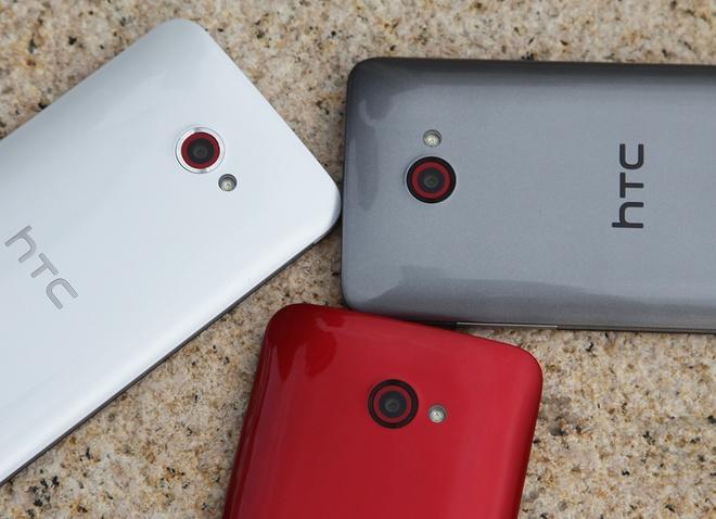 HTC Butterfly S va One M7 2 SIM sap len ke o VN voi gia mem hinh anh 1 HTC Butterfly S sẽ lên kệ vào khoảng cuối tháng 9 với 3 màu đen, trắng và đỏ.
